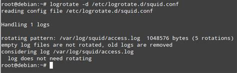 How to Setup and Manage Log Rotation Using Logrotate in Linux