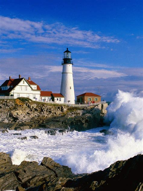 Free download Screensavers Lighthouses Great World