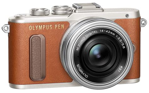 Olympus Mirrorless PEN Range Gets An Update With Stylish E