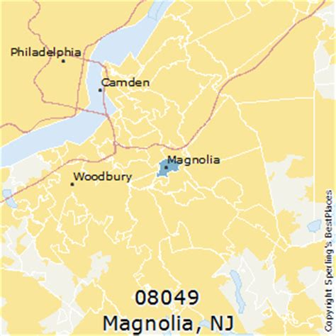 Best Places to Live in Magnolia (zip 08049), New Jersey