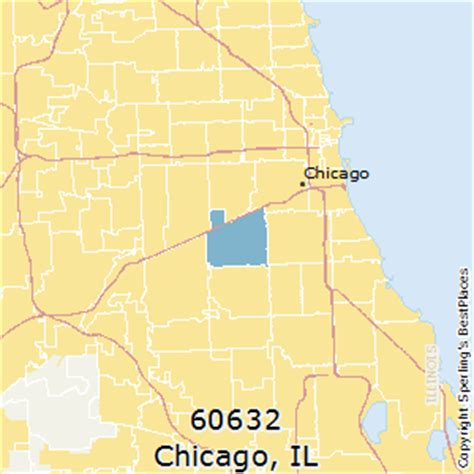Best Places to Live in Chicago (zip 60632), Illinois
