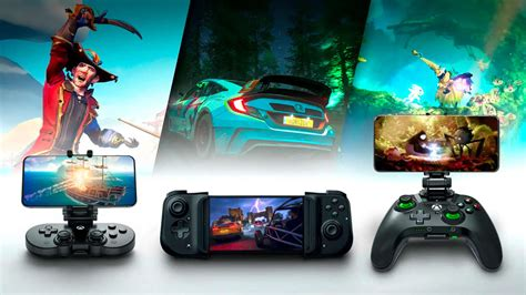 Project xCloud Accessories Let You Play Xbox One Games On
