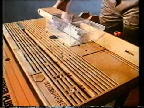 Ad for Black and Decker Workmate - Oct 1986 - YouTube