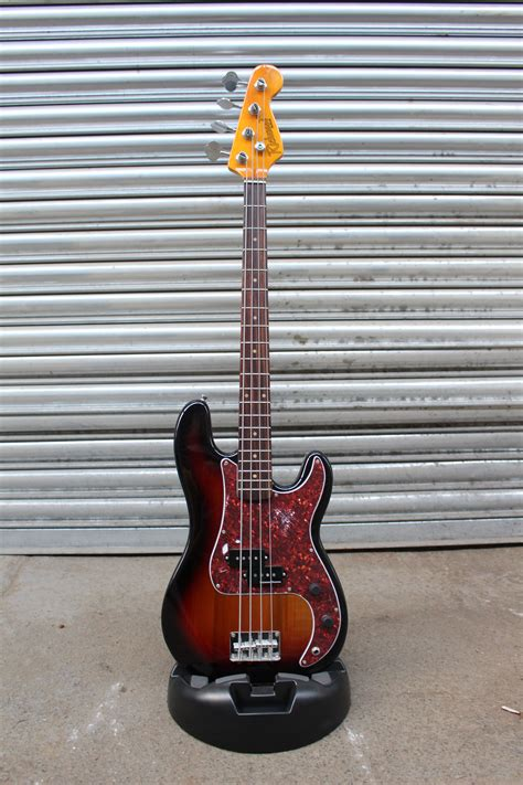 ***SOLD*** Richwood 3/4 Short Scale P-Bass with Seymour