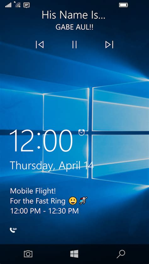 Microsoft releases Windows 10 Mobile Insider Preview Build
