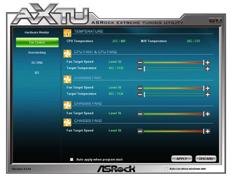 BIOS and Software - ASRock A75 Extreme6 Review and Desktop