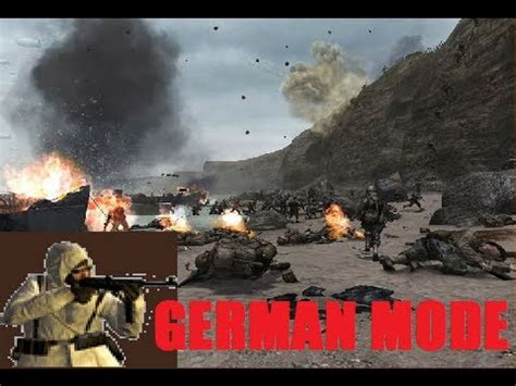Call Of Duty 2 German Mod (Campaign) - YouTube