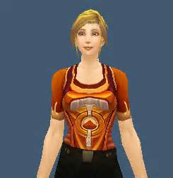 Ironforge Doublet | WOW Transmogrify - World of Warcraft