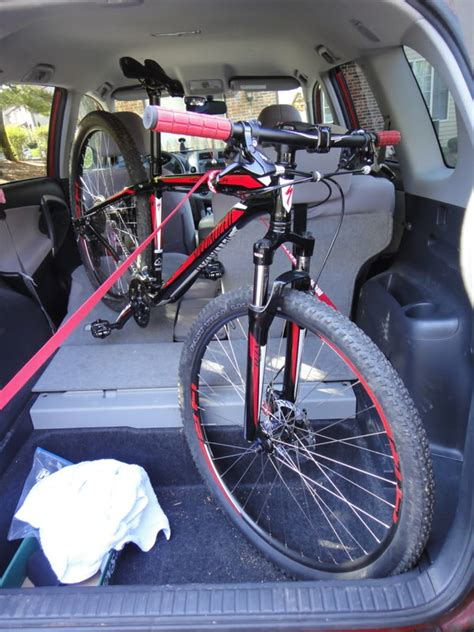 """Does your mountain bike fit/travel """"in"""" your car? - Page 3"""