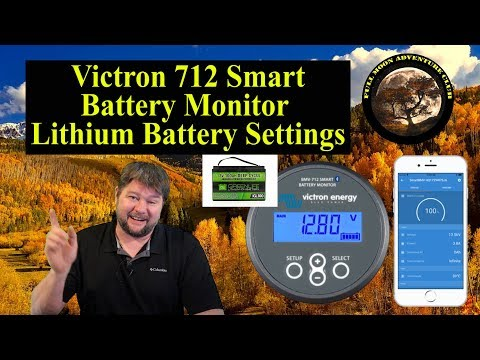 Powerwall 005: Installing the Victron BMV-700 Battery
